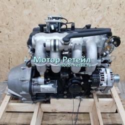 Двигатель ЗМЗ 40522.1000400-10 (Евро 0, 2) Микас 7.1