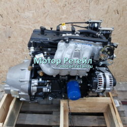 Двигатель ЗМЗ 40911.1000400-190 (Евро 4,5)
