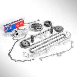 Комплект ГРМ «Идеальная Фаза» Евро 4 — 406.3906625-06 (Цепи CZ (Чехия))