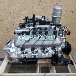 Двигатель ЗМЗ 5245.1000400-10 (Евро 5, инжекторный, газ/бензин)