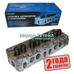 Головка цилиндров ТАНАКИ (TANAKI) (для а/м ГАЗ, УАЗ с дв. УМЗ-4216, 4213) (TKG-1003010-67)
